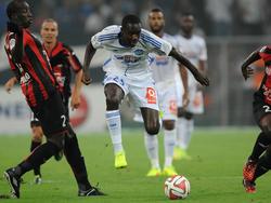 Durchsetzungsfähig: Olympique Marseilles Gianelli Imbula
