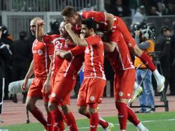 Tunesien gilt als beständige Mannschaft