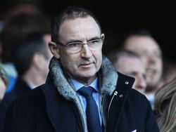 Irlands Nationaltrainer Martin O'Neill gerät in Streit mit Ronald Koeman