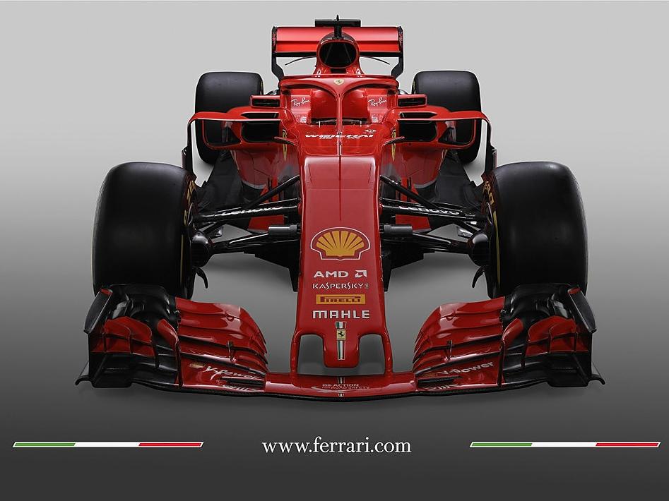 Der neue Ferrari-Bolide wurde am Donnerstag präsentiert