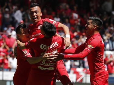 Toluca sigue su paso firme en su carrera a la final. (Foto: Imago)