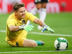 Jörg Siebenhandl hat bislang zwei Länderspiele in den Beinen