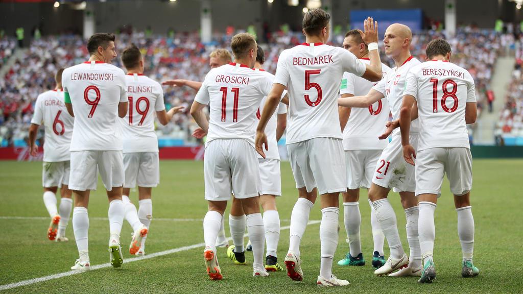 Polnische Nationalmannschaft
