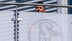 Christian Heidel wünscht sich einen kleineren Schalke-Kader