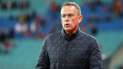 Trifft mit Leipzig auf Nachfolger Julian Nagelsmann: RB-Coach Ralf Rangnick