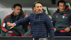 Niko Kovac holte einen wichtigen Auswärtsdreier beim VfL Wolfsburg