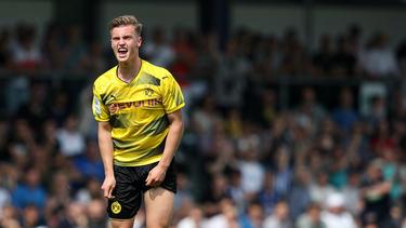 Julian Schell feierte einen Sieg mit dem BVB