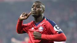 Nicolas Pépé wird Lille im Sommer verlassen