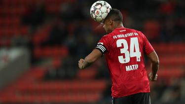 Marvin Matip ist beim FC Ingolstadt aufs Abstellgleis geraten