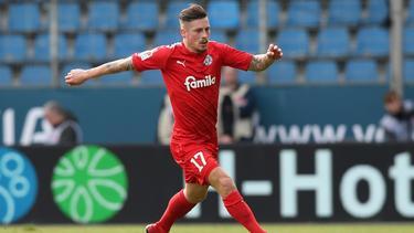 Steven Lewerenz wechselt zum 1. FC Magdeburg