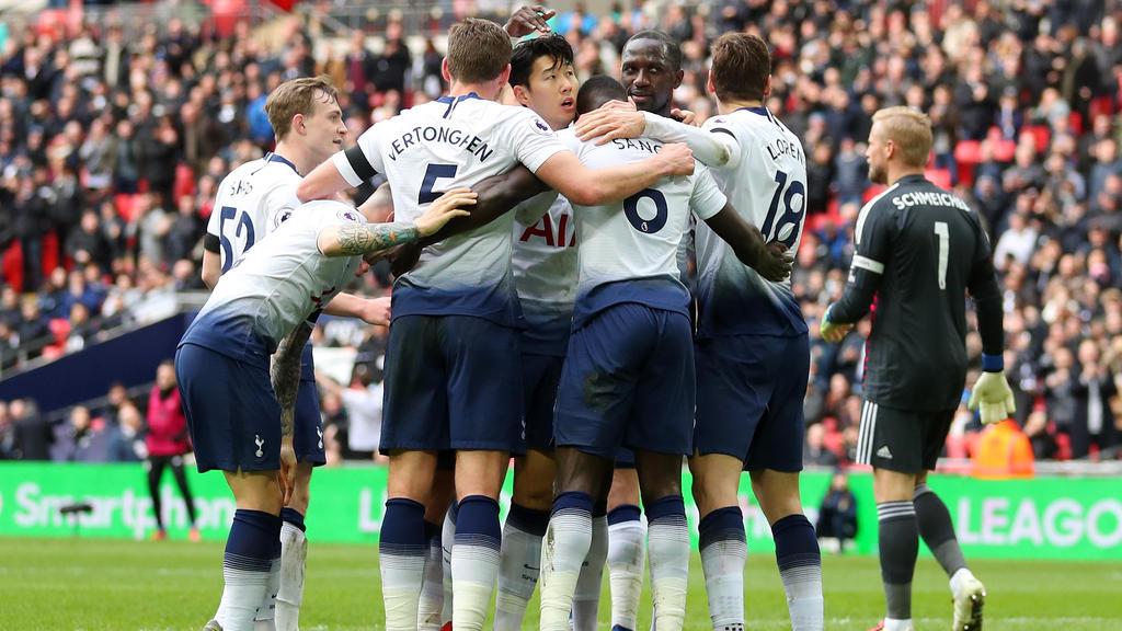 Tottenham Hotspur fuhr in der Premier League die nächsten drei Punkte ein