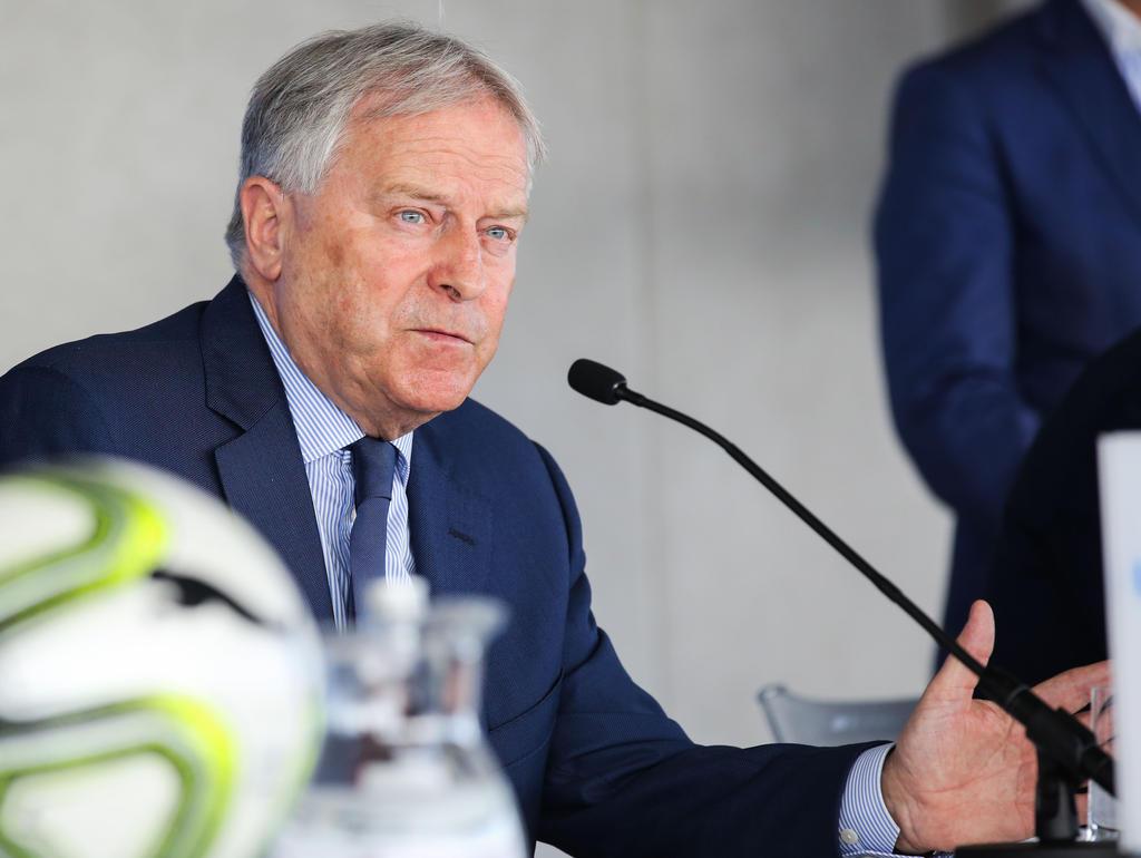 ÖFB-Präsident Windtner hat die Hoffnung auf eine Einbürgerung von Barnes noch nicht aufgegeben