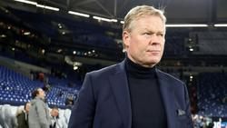 Bondscoach Ronald Koeman muss gegen Deutschland auf mehrere Spieler verzichten