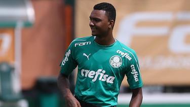 Luan Cândido wird offenbar vom BVB umworben (Bildquelle: palmeiras.com)