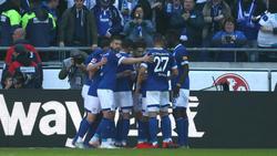 FC Schalke 04 gewinnt Keller-Duell bei Hannover 96