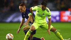 Amer Gojak (r.) wird beim FC Schalke 04 und Werder Bremen gehandelt