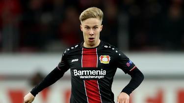 Sam Schreck kehrt Bayer Leverkusen den Rücken