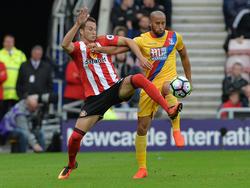Manquillo (izq.) con el Sunderland en Premier League. (Foto: Getty)