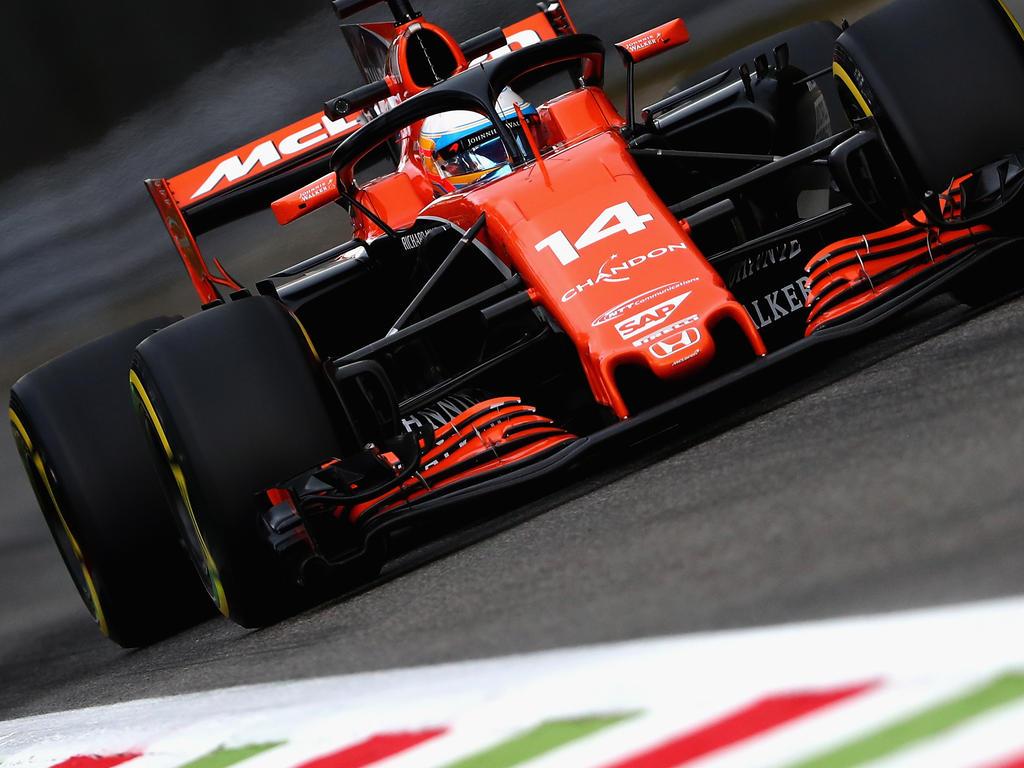 Cockpitschutz Halo ist in der Formel 1 umstritten