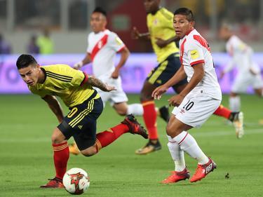 Perú ya está en tierras oceánicas para disputar la ida. (Foto: Imago)