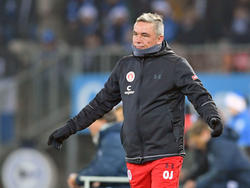 Olaf Janßen war bis Dezember 2017 Cheftrainer beim FC St. Pauli