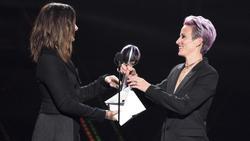 Megan Rapinoe bei der Verleihung der ESPY Awards in Los Angeles