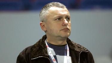 Igor Surkis recibió casi 400 millones de la UEFA.