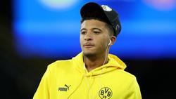 Jadon Sancho sorgte beim BVB zuletzt für Unmut