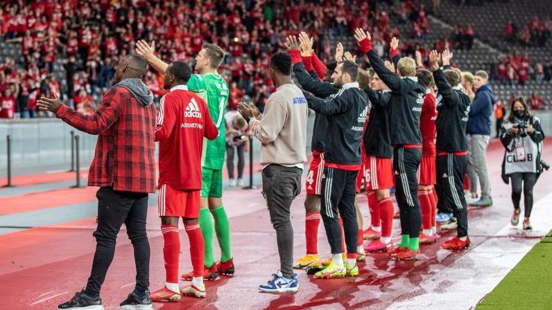 Der 1. FC Union Berlin steht in der Gruppenphase der Conference League