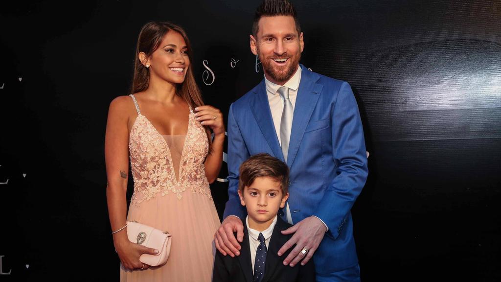 Lionel Messi und seine Familie sind auf Wohnungssuche in Paris