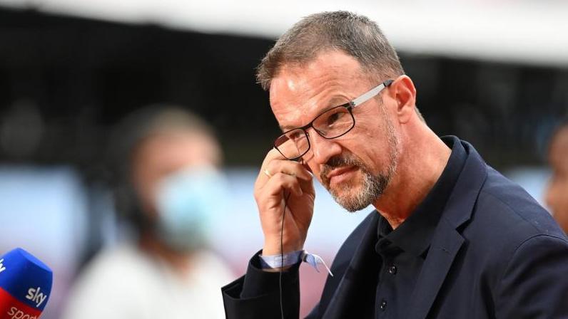 """""""So einen Auftritt möchte ich in der Form nicht mehr sehen"""", sagte Hertha-Geschäftsführer Fredi Bobic nach dem 0:6 gegen Leipzig"""