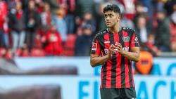 Nadiem Amiri fokussiert sich voll auf Bayer Leverkusen