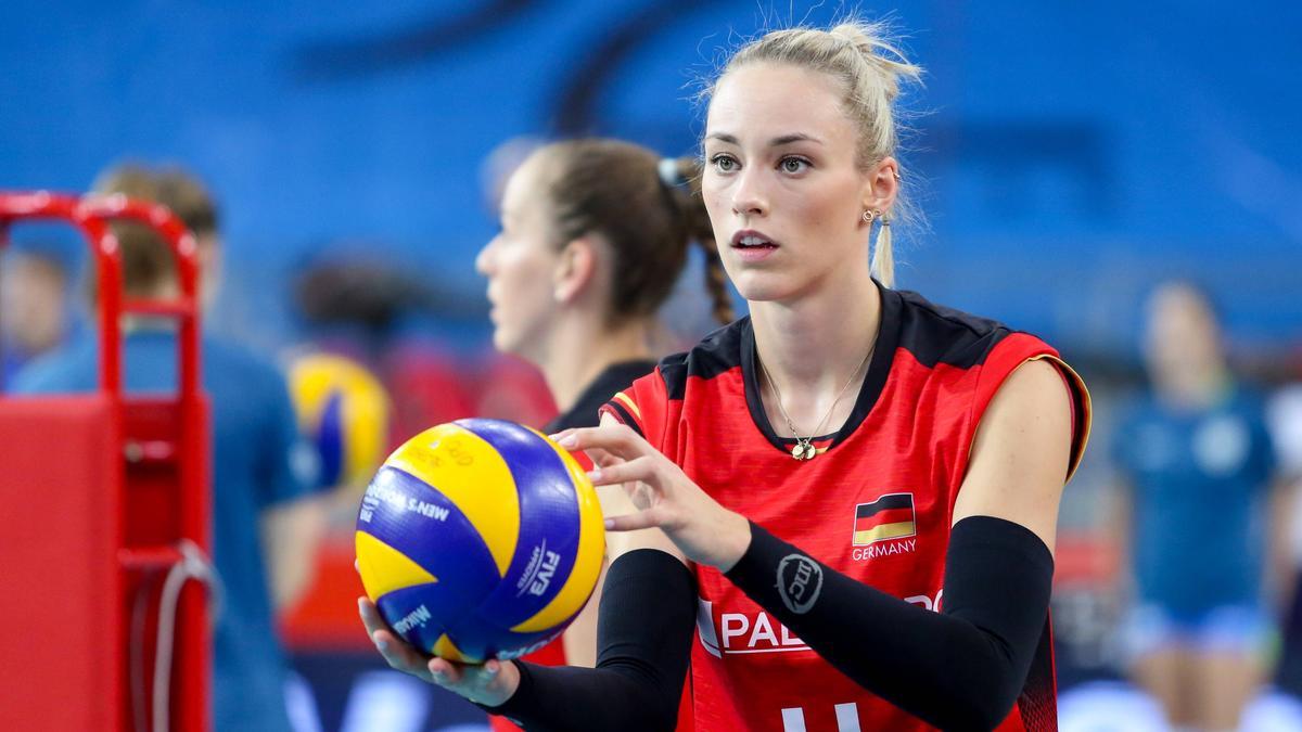 Louisa Lippmann spielt bald wieder in der Bundesliga