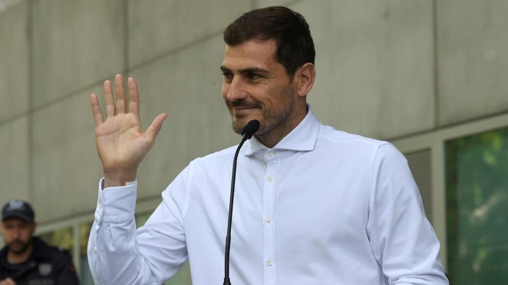 Ilker Casillas beendet wohl seine aktive Karriere