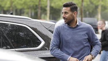 Claudio Pizarro ist ein Pferdeliebhaber