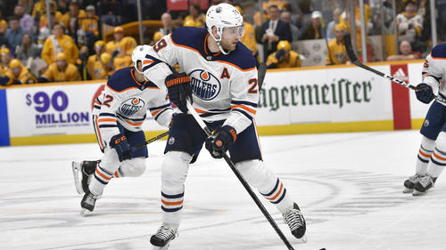 NHL-Star Leon Draisaitl ist das Aushängeschild des deutschen Eishockeys