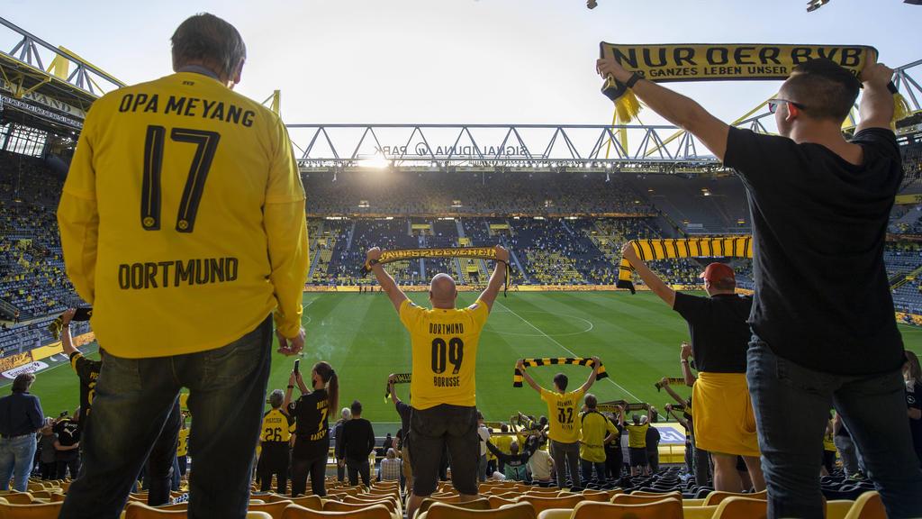 Medien: BVB schließt Fans aus Corona-Hotspots aus