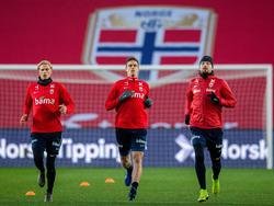 Das Spiel gegen Rumänien wird aufgrund des Nicht-Antritts der Norweger mit 0:3 strafverifiziert