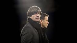 Muss Joachim Löw seinen Platz als Trainer der Nationalmannschaft räumen?