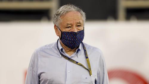FIA-Präsident Jean Todt will die Sicherheit in der Formel 1 weiter vorantreiben