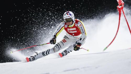 Stefan Luitz landete nach dem ersten Durchgang auf Rang zwölf