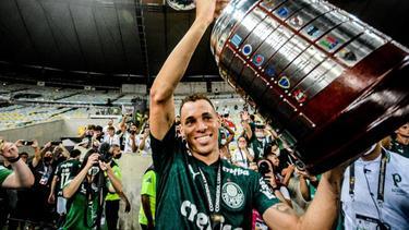 Wird Palmeiras São Paulo bei der Klub-WM fehlen: Breno Lopes