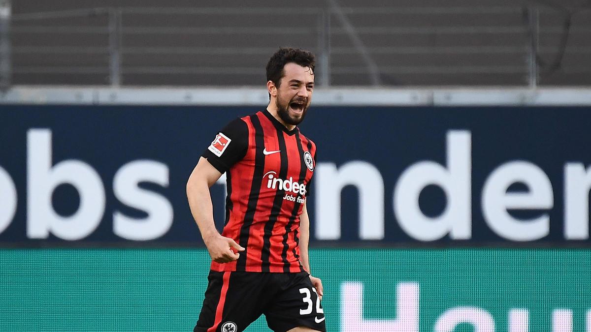 Amin Younes war gegen den FC Bayern der Mann des Spiels