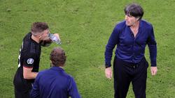 Läuft Kroos nicht hinterher? Ist Löws Dreierkette deplatziert gegen England?