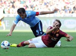 Lazio gegen AS