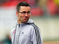Michael Wiesinger hat zuletzt den 1. FC Nürnberg betreut