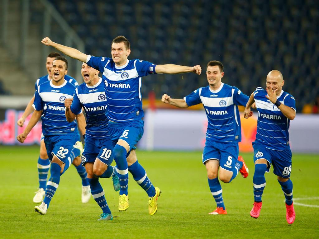 Für Dinamo Minsk gab es diesmal keinen Sieg zu bejubeln