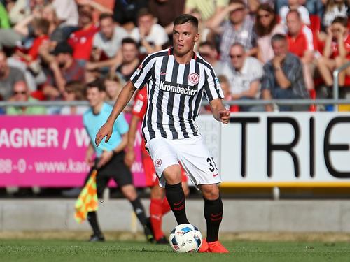 Enis Bunjaki erzielte den einzigen Treffer der Partie