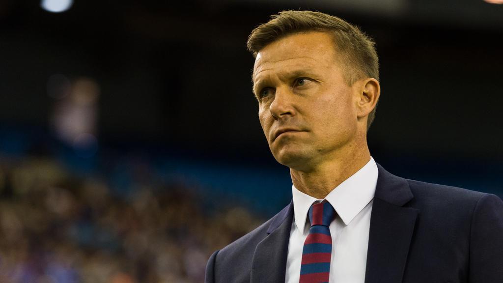 Jesse Marsch ist neuer Co-Trainer von Ralf Rangnick