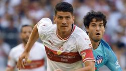 Stuttgarts Stürmer Mario Gomez hat keine Abos für Fußball im TV